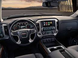 2007 Gmc Sierra Interior 2017 Gmc Sierra Road Test And Review Autobytel Com