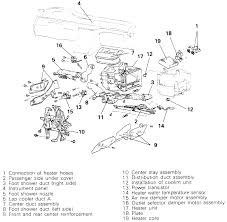 repair guides heater core removal u0026 installation autozone com