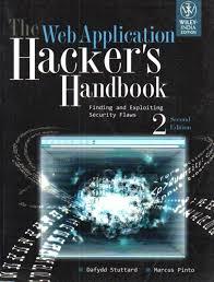 the web application hacker u0027s handbook finding and exploiting
