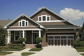 exterior color schemes for houses with stone roof a major ideas