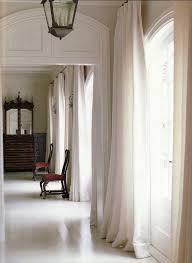 Long White Curtains Best 25 White Linen Curtains Ideas On Pinterest White Curtains