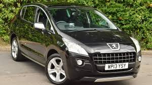 2nd hand peugeot wessex garages used peugeot 3008 allure fap at pennywell road