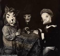 Killer Nurse Halloween Costume Vintage Images 19th Century Show Creepy Clown