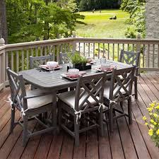 Outdoor Patio Dining Furniture Outdoor Patio Furniture Sets Vermont Woods Studios
