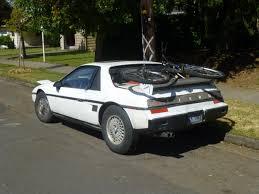 curbside classic 1984 pontiac fiero u2013 gm u0027s deadly sin 19 u2013 give