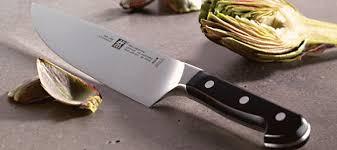 couteau de cuisine pro couteaux zwilling henckels pro