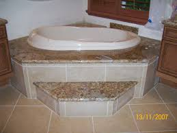 bathroom minimalist whirlpool tubs design with tile floor and