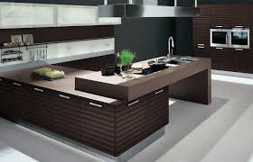 kitchen style espresso cabinets modern kitchen interior stainless