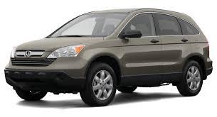amazon com 2007 honda cr v reviews images and specs vehicles