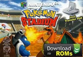 n64 roms android pokémon stadium rom n64 u mega zip nintendo