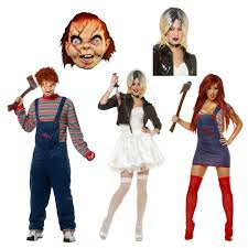 Chucky Bride Halloween Costumes Horror Movie Halloween Costume Ideas Halloween Costumes Blog