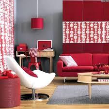 Einrichten Vom Wohnzimmer Rote Dekoration Wohnzimmer Möbelideen Modeerscheinung