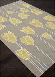Grey Outdoor Rugs Rugs Curtains Wonderful Grey Yellow Flower Indoor Outdoor Rug