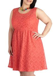 plus size coral dress for wedding coral lace dress dressed up