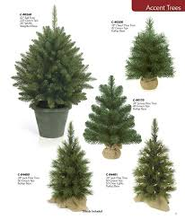 get in the spirit earthflora s table top pine trees