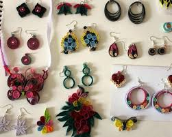 udaipur gets a quilling genius udaipurtimes