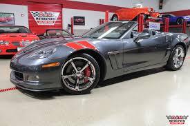 used 2013 corvette 2013 chevrolet corvette grand sport convertible stock m6080 for