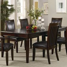 coaster furniture 101631 ramona rectangular dining table in walnut