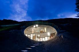 homes built into hillside 18 phenomenal underground homes you must see