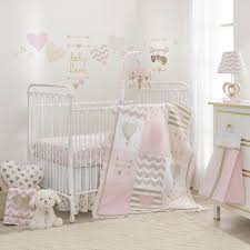Toys R Us Crib Bedding Sets Lambs R Baby Pink Gold 4 Crib Bedding Set