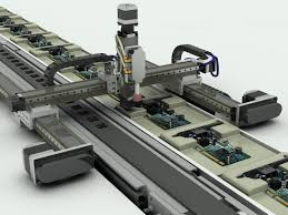 linear actuator ml series automates precise assembly
