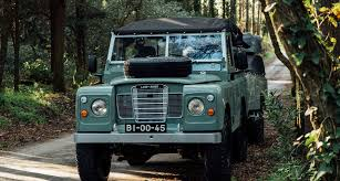 land rover series iii featured vehicle 1982 land rover series iii with adventure