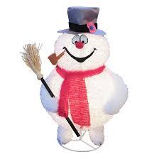 Snowman Lawn Decorations Snowman String Lights Target