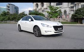 peugeot malaysia 2012 peugeot 508 gt start up full vehicle tour test drive and