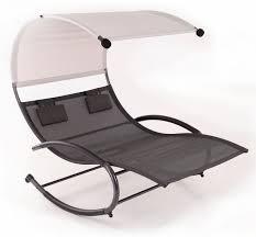 Aluminum Folding Rocker Lawn Chair by U Shaped Patio Chair Rocker Chair Cushion Patterned Fabric