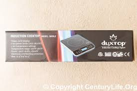 Duxtop Induction Cooktop In Depth Product Review Secura Duxtop 9600ls Lcd 1800 Watt