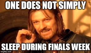 Studying For Finals Meme - 22 finals week memes to help you laugh away the stress