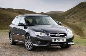 used subaru legacy subaru legacy sports tourer review 2003 2009 parkers