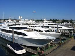 mega yacht line up at hyannis marina cape cod places i love