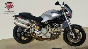 ducati monster s2r1000 motorcycles for sale