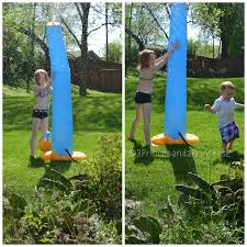 3 princes and a princess 2 backyard fun with h20go water toys