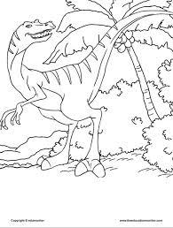 printable dinosaur coloring pages free printable worksheets
