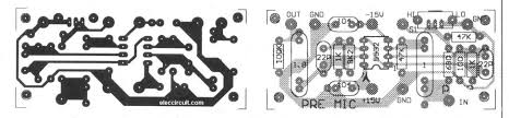 wiring diagram circuit diagram with pcb layout bass guitar super