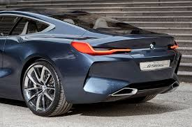 bmw concept exclusive bmw 8 series concept quick drive automobile magazine