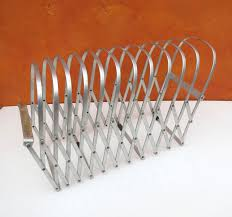 Desk Organizer Sorter by Stretch Vintage Metal Industrial Accordion File Desk