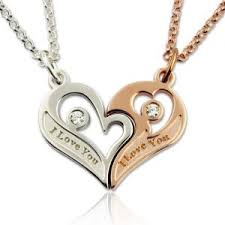 custom necklaces for couples personalized couples jewelry