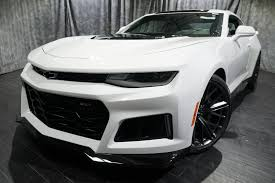 new 2018 chevrolet camaro zl1 2dr car in elk grove village 62697