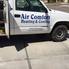 Comfort Cooling And Heating Air Comfort Heating And Cooling Heating U0026 Air Conditioning Hvac