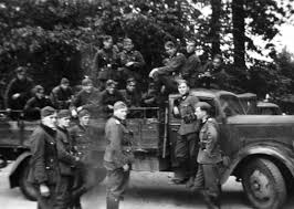 opel truck ww2 opel blitz 3to france st malo 1942 world war photos