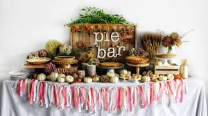 host a thanksgiving serve your own slice pie bar martha stewart