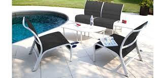 canape jardin aluminium salon de jardin aluminium pas cher fauteuil de jardin maison boncolac