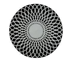 White Round Rug by Trama Rug 1 Rugs Designer Rugs From Gan Architonic