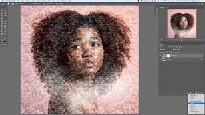 how to create a photo mosaic in lightroom photoshop phlearn