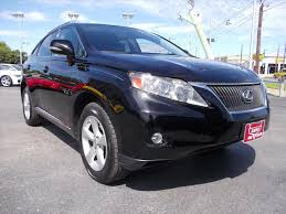suv lexus 2010 2010 lexus rx 350 4dr suv in san antonio tx luna car center