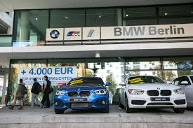 bmw slows some production due to parts shortage from supplier