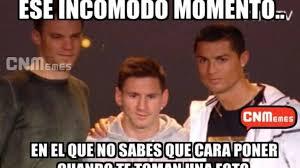 Memes Sobre Messi - recuerda los memes de cristiano ronaldo y su tercer balón de oro